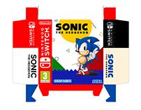Sonic on Nintendo Switch Custom Box