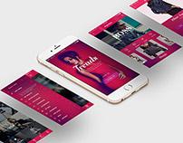 Trends App