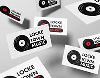 Locke Town Music Logo
