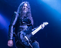 Queensrÿche Concert Photography
