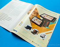 Magazine Ads for Advantech