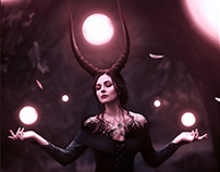 Horned Witch