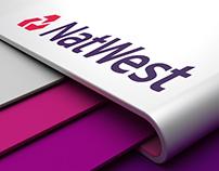 NatWest Online Content Branding