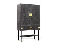 ++Luz Bar Cabinet ++