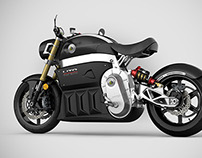 SORA Electric Motorcycle from Lito (2011)