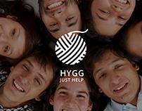 HYGG app - JUST HELP