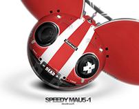 Deadmau5 - Speedy Mau5