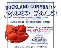 Rockland Community Yard Sale