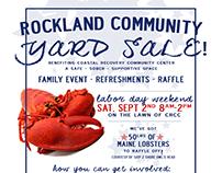 Rockland Community Yard Sale