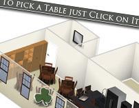 Craic Irish Pub: Table Booking App for Facebook