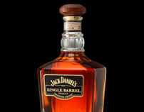 Jack Daniel's Single Barrel Website