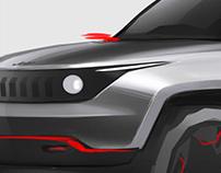 Jeep Guardian B-Segment Concept