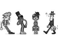 Takako Characters