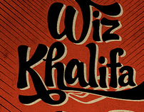 Wiz Khalifa - Illustration