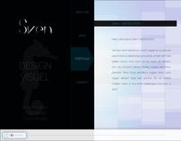 Flash website for Sven | WEBDESIGN