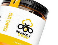 Honey Tree Branding