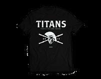 Gym of Titans - Merch