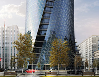 Mode Gakuen Spiral Tower