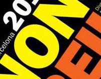 Poster para Jornadas Tipográficas Nonpareil 2010