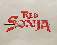 Red Sonja / Movie Illustration