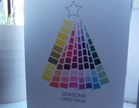 Xmas Card/Banner- Designworks Ltd (Student Placement)