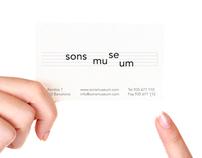 Imagen Corporativa Sons Museum -Museo de la Música
