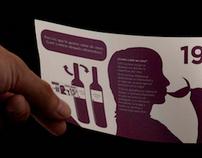 Ilustración para Etiquetas de Vino