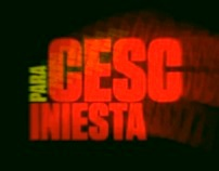 Kinetic Tipography Iniesta Gol Mundial