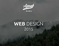 Web Design - UI & UX 2015
