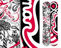 2010-2011 LaMar Alllure - Snowboard Design