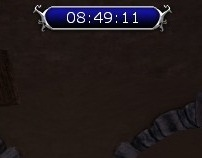 In Game Digital Time Piece - also known as a clock