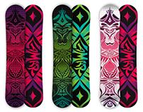2011-2012 LaMar Allure - Snowboard Design