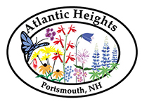 Atlantic Heights Bumpersticker