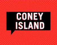 Coney Island (awesome) Rebranding