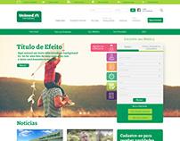 Web Design - Unimed Volta Redonda