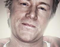 Jamie Oliver Portrait