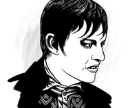 Barnabas Collins - Dark Shadows
