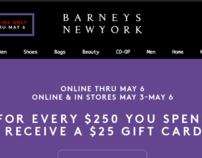 Barneys- Modular Design