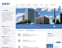NSPI  /   corporate website