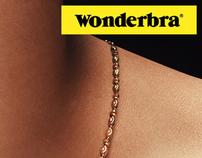 WonderBra Print Ads