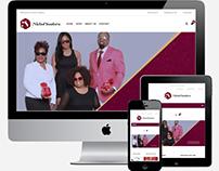 Nichol Isadora eCommerce Website