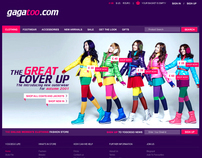 gagatoo  /  eCommerce website