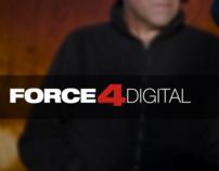 Force 4 Digital Website