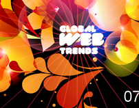 global web trends  /  blog design