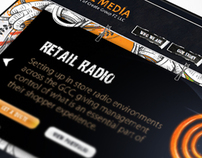 Crete Media Website