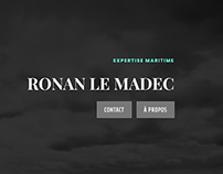 Site web - Expertise maritime