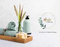 Mysa Home Made Soaps - Branding & Identity