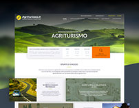 Agriturismo.it Concept Website