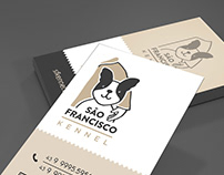 Canil São Francisco | Logo e ID visual