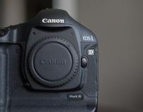 New Camera: 1D Mark III
